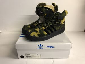 Adidas Jeremy Scott Camo Bears for Sale in Pittsburgh, PA