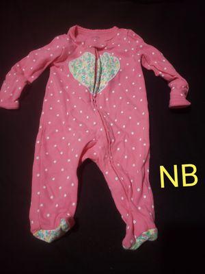 Pink Polka dots bodysuit for Sale in Fresno, CA