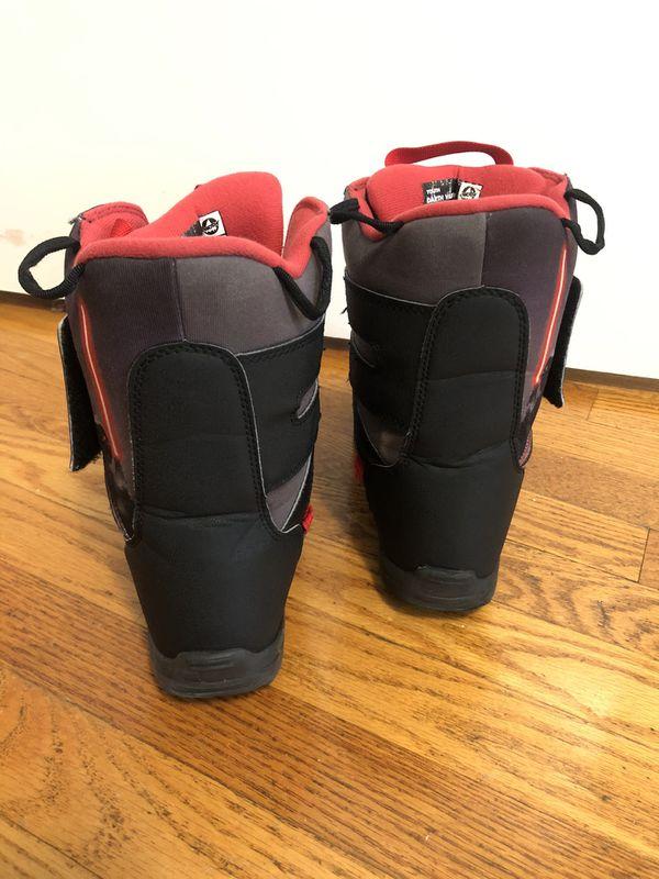 Snowboard Boots - Youth. Burton Darth Vader size 5
