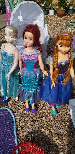 Dolls princesses for Sale in Escondido, CA