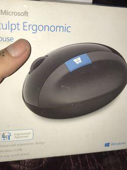 Sculpt Ergonomic Microsoft Mouse for Sale in Carson,  CA