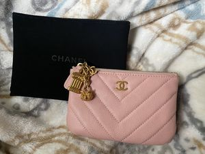 Chanel Greek Charms Pouch for Sale in Riverside, CA