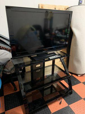 1080P TV 40 INCH W/ Remote and TV Stand for Sale in Miami, FL