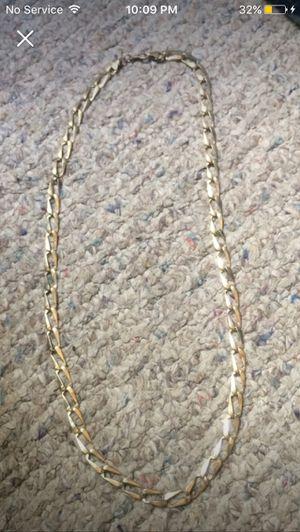 14k gf mex. stamped chain for Sale in Wenatchee, WA