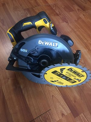 Only Circular Saw 7 1/4 New for Sale in Arlington, VA