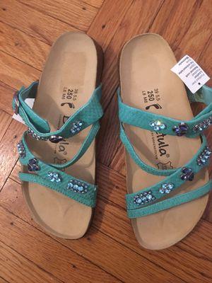 NWT Betula Birkenstock crystal sandal! Sz 8 for Sale in West Orange, NJ