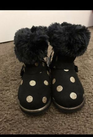 Girls boots size 7 new with tags for Sale in Virginia Beach, VA