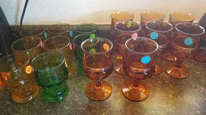 Collectible Green & Gold Glass for Sale in Rio Linda, CA