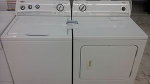 Whirlpool Washer and Dryer Set. for Sale in Westminster, CO