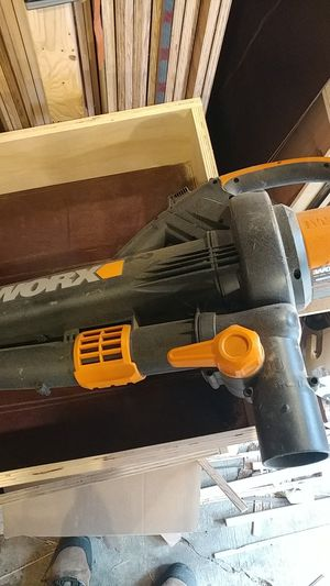 Worx leaf blower for Sale in Portland, OR