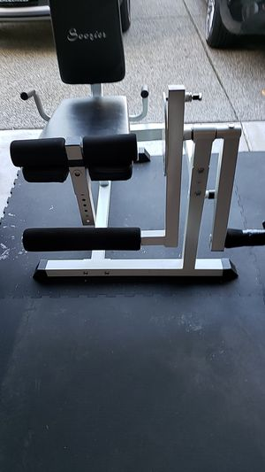 Leg Curl Machine for Sale in BETHEL, WA