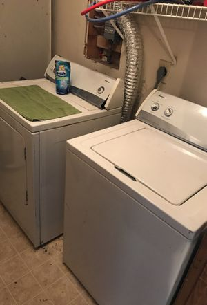 Washer and Dryer Set👕👖 for Sale in Columbus, OH