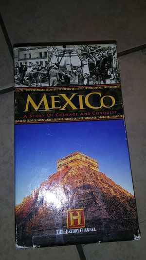 Mexico History VHS📼 for Sale in Phoenix, AZ