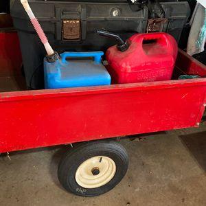 Lawn Tractor Trailer for Sale in Elgin, IL