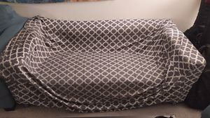 Couch with cover for Sale in Rancho Palos Verdes, CA