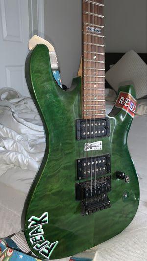 ESP LTD MH-100QM (Electric Guitar) for Sale in Santa Ana, CA