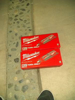 Miluakee rotary tools for Sale in Fresno, CA