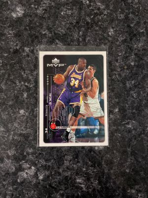Shaq MVP Upper Deck #75 for Sale in Spokane, WA