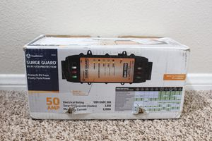 Surge Guard for RV's and campers for Sale in Murrieta, CA