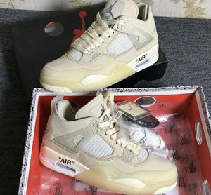 Jordan off white 4's for Sale in Federal Way, WA