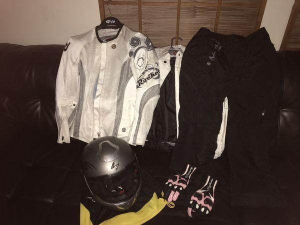Women's Small Motorcycle Gear