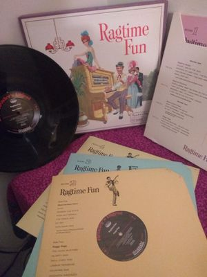 Heart and Soul of Dixie and Ragtime Fun Music Collector'sSets for Sale in Bristow, VA