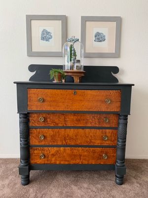 Refurbished highboy dresser for Sale in Temecula, CA