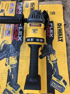 Brand new flex volt grinder for Sale in Greenville, SC