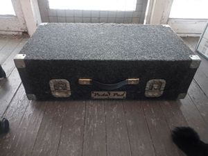 MKS Pedal Pad guitar pedalboard for Sale in Clearwater, FL