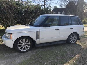 2008 Land Rover Range Rover Supercharged Sport for Sale in Petersburg, VA