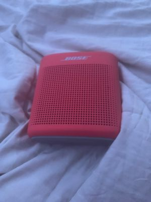 bose soundlink speaker for Sale in Auburndale, FL