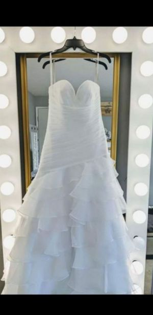 NEW wedding dress size 10-12 for Sale in Portland, OR