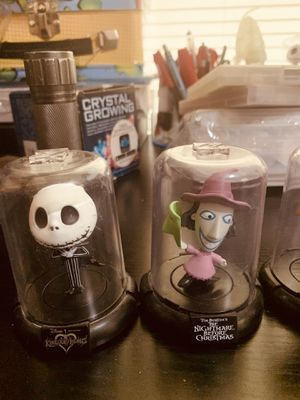 Nightmare before Christmas Domez figures for Sale in Houston, TX