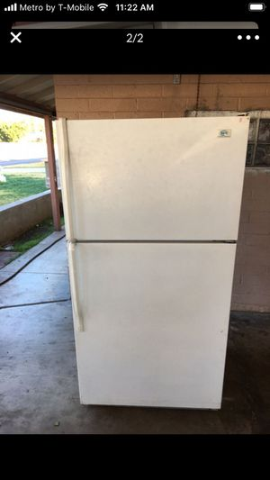 Whirlpool fridge 120$ works good, can deliver for Sale in Phoenix, AZ