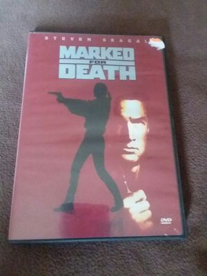 Marked to death DVD for Sale in Oshkosh, WI