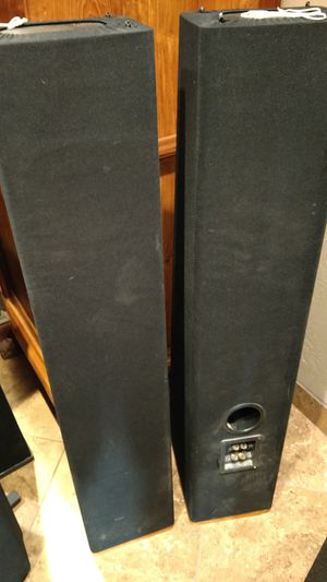 Mirage OM10-1 floor speakers for Sale in Phoenix, AZ