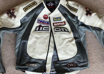 Icon Merc Hero Motorcycle Jacket for Sale in Tacoma,  WA