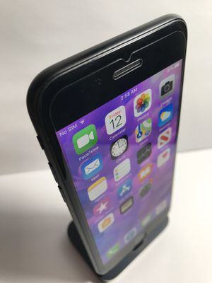 iPhone 7 32gb Matte Black (Factory Unlocked) Excellent Condition for Sale in Oakland, CA