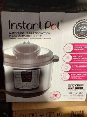 Instant Pot - Brand New for Sale in Phoenix, AZ