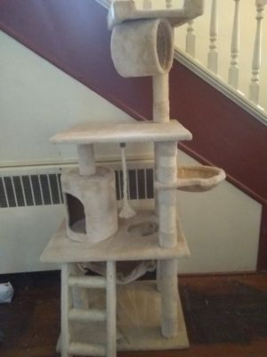 Three-level Cat Tree for Sale in Martinsburg, WV
