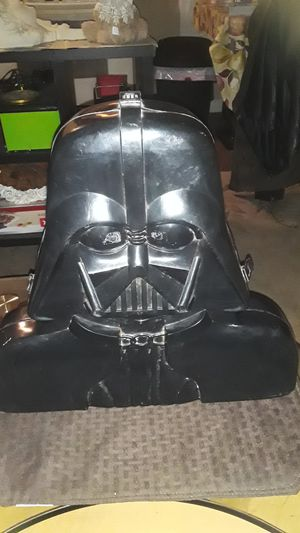 VINTAGE DARTH VADER COLLECTORS CASE 1980S for Sale in Providence, RI