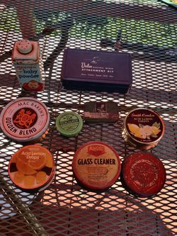 Group Of Old Tins - $10.00 For All for Sale in St. Louis,  MO