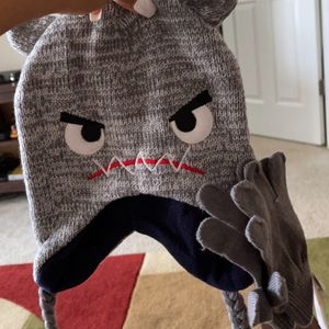 Toddler Hat and Glove Set for Sale in Charlotte, NC