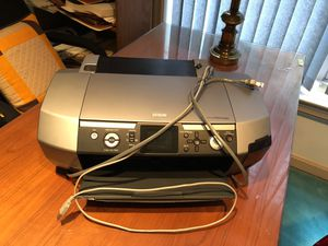 Epson color printer for Sale in Gaithersburg, MD