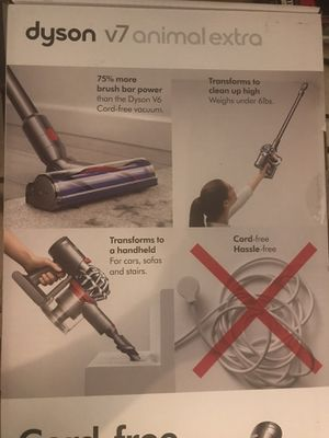 Brand new in box Dyson vac for Sale in Fresno, CA