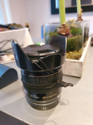Canon lenses EM mount for Sale in Mill Creek, WA