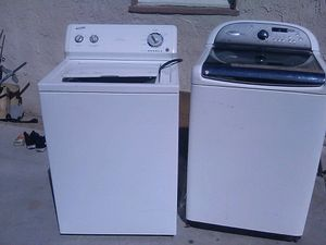 Washer and dryer for Sale in Ontario, CA