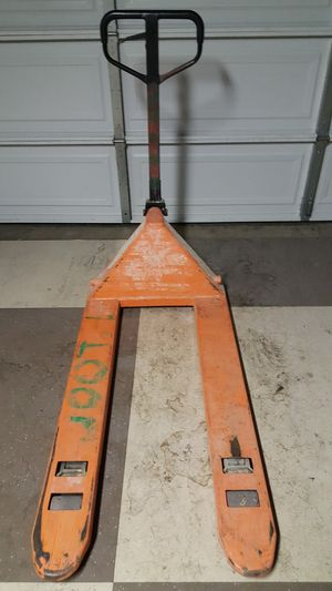 Pallet jack used for Sale in Santa Fe Springs, CA