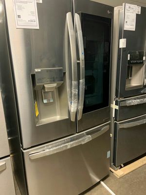 LG InstaView Knock Feature WiFi Enabled Refrigerator 1yr Manufacturers Warranty for Sale in Chandler, AZ