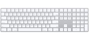 apple magic keyboard barely used for Sale in Colorado Springs, CO